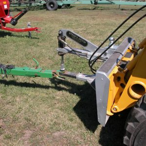 Clevis Style Steves Hitch Skidsteer - 1