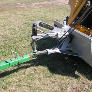 Clevis Style Steves Hitch Skidsteer - 3