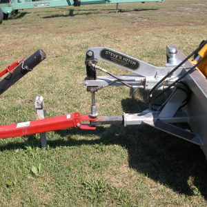Clevis Style Steves Hitch Skidsteer - 8