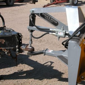Coupler Style Steves Hitch Skidsteer - 1