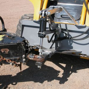 Coupler Style Steves Hitch Skidsteer - 4