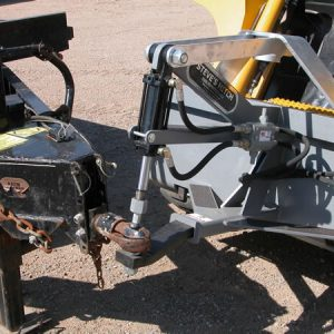 Coupler Style Steves Hitch Skidsteer - 5