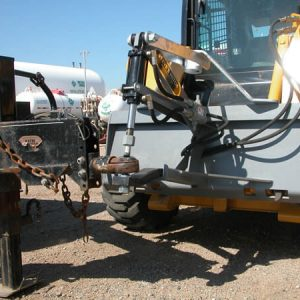 Coupler Style Steves Hitch Skidsteer - 8