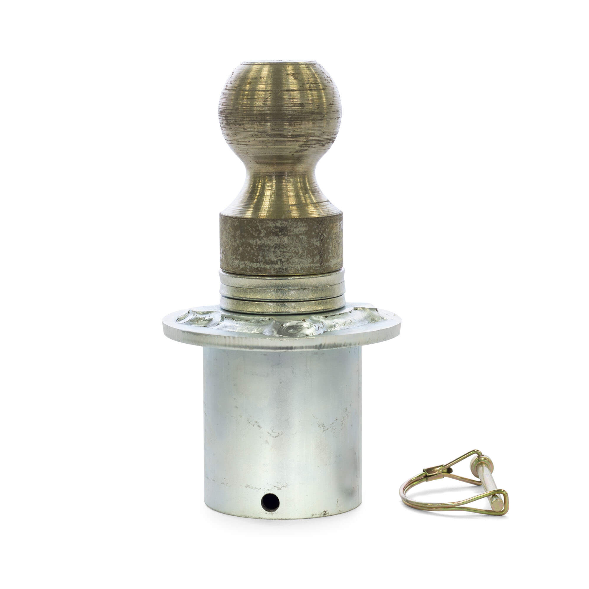 King Pin Coupler : King pin gooseneck ball for steve s hitch