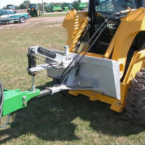 Pintle Style Steves Hitch Skidsteer - 3
